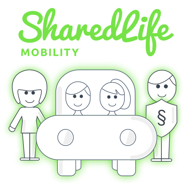 Sharedlife Mobility | macht dein Carsharing und Bikesharing stressfrei